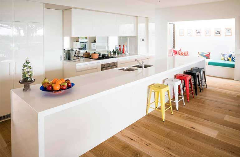 Rosemount Kitchens Coloured Stools