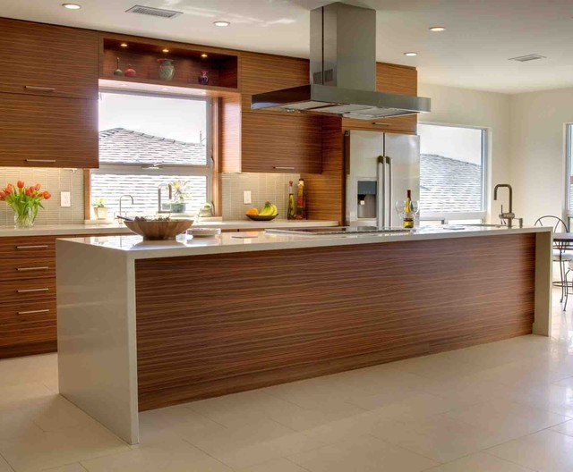 Key kitchen components kitchen door styles for Veneer for kitchen cabinets