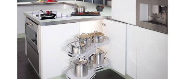 LeMans II kitchen corner solution image