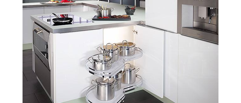 Kitchen corner solution image