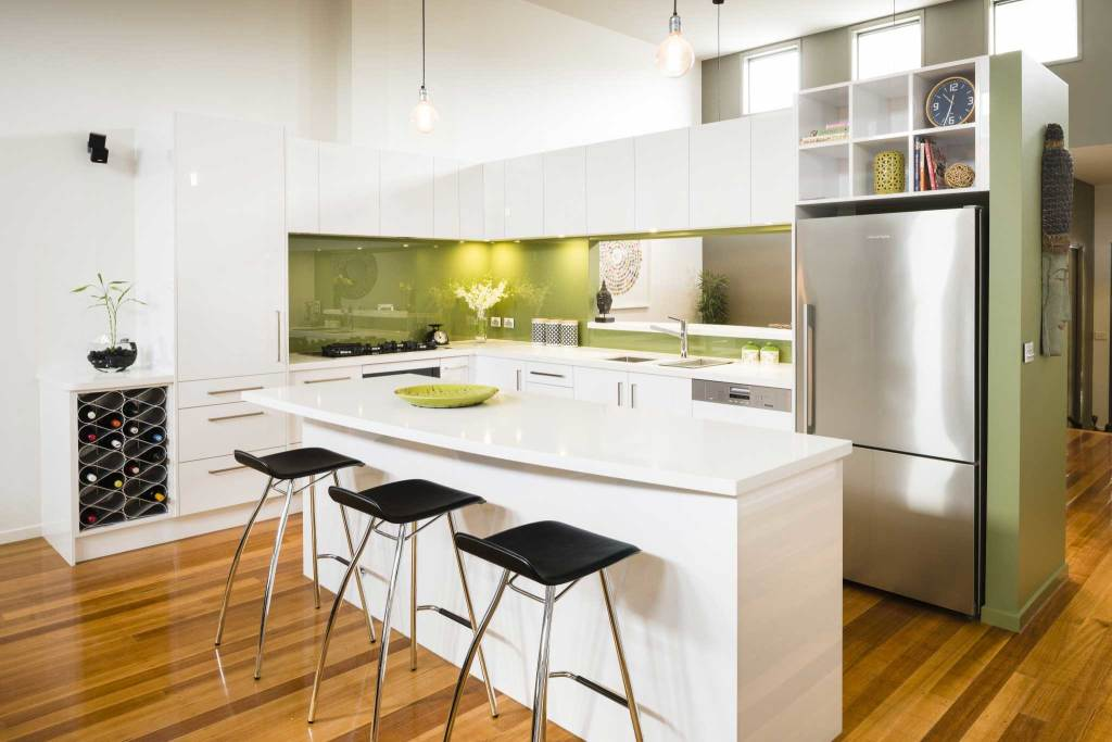 green splashbacks for kitchens kitchen splashbacks melbourne rosemount kitchens 4040