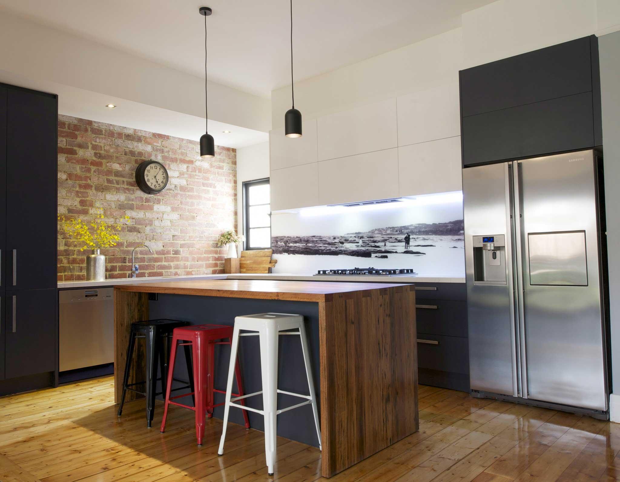 Industrial Style Kitchens Melbourne Rosemount Kitchens