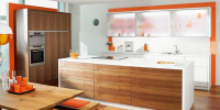 Handleless Kitchen Trends