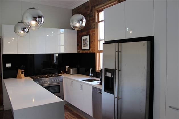 Great Kitchen Design In A Small Package Rosemount Kitchens