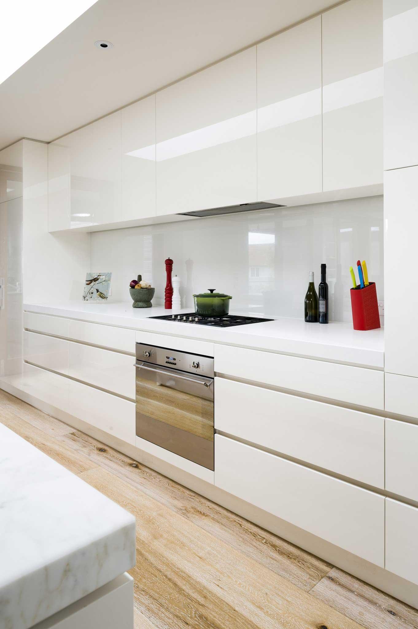 Kitchen, Cream