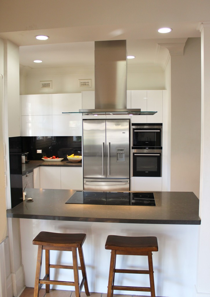 Image of a Contemporary Kitchen in Armadale