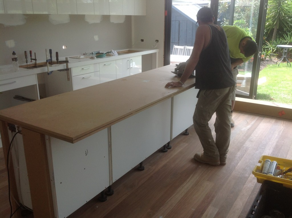 During Photos - Professional Tradesmen