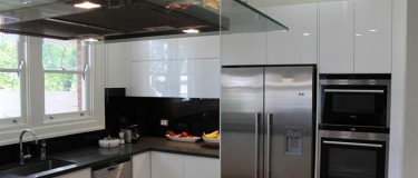 Armadale contemporary kitchen renovation