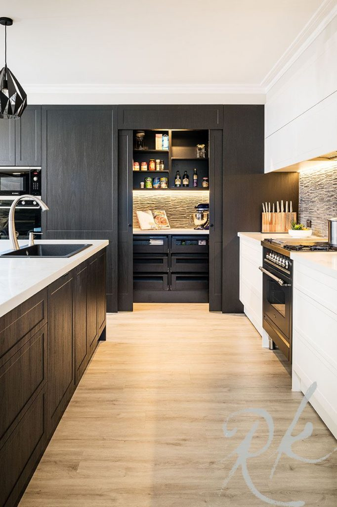 Example of a Melbourne kitchen design