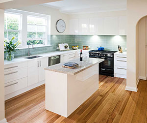 kitchen layouts - rosemount kitchens