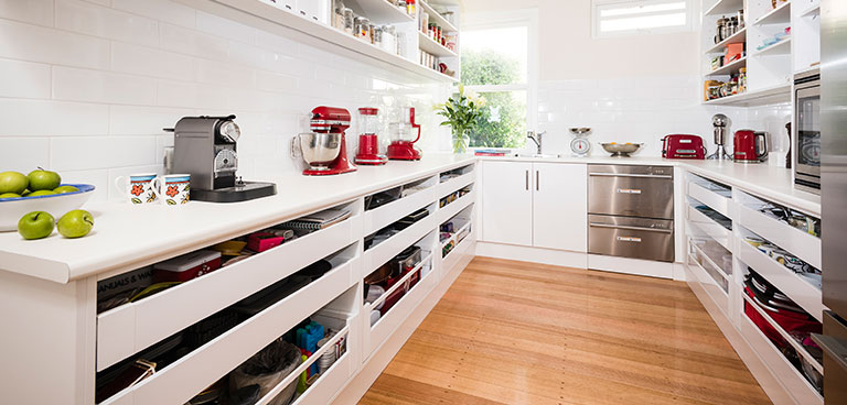 Kitchen Cabinets Cupboards Drawers - Melbourne - Rosemount ...