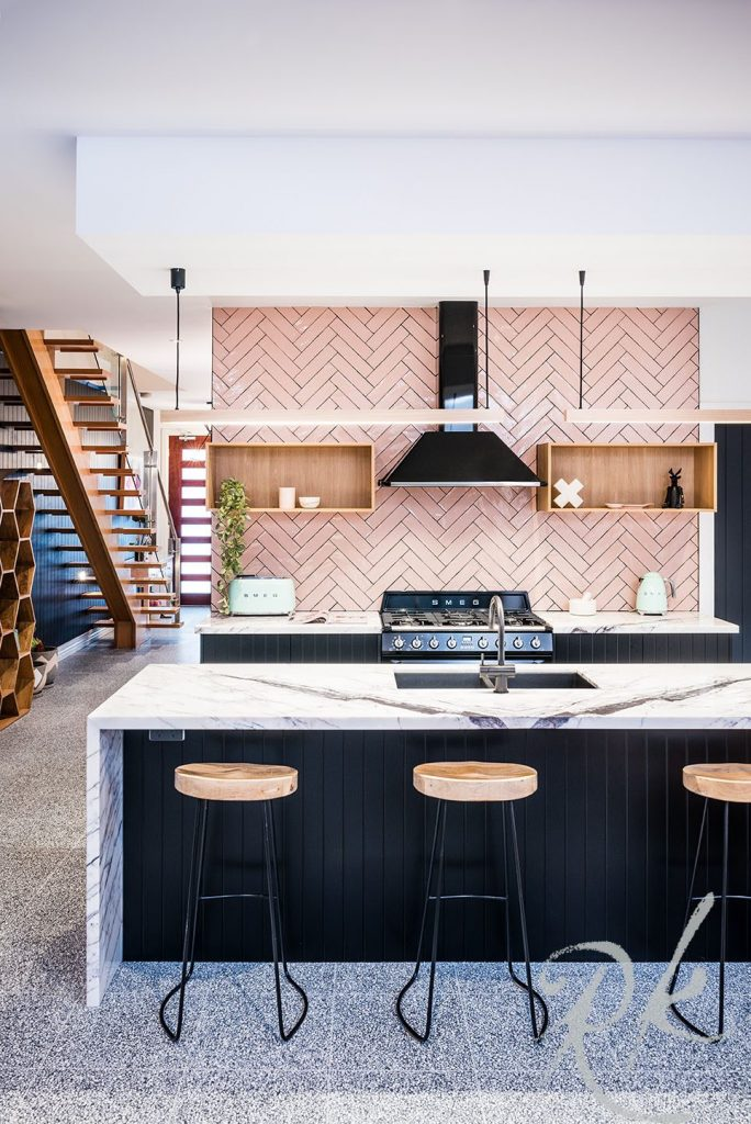 Moonee Ponds kitchen