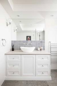 Port Melbourne Bathroom Renovation Vanity