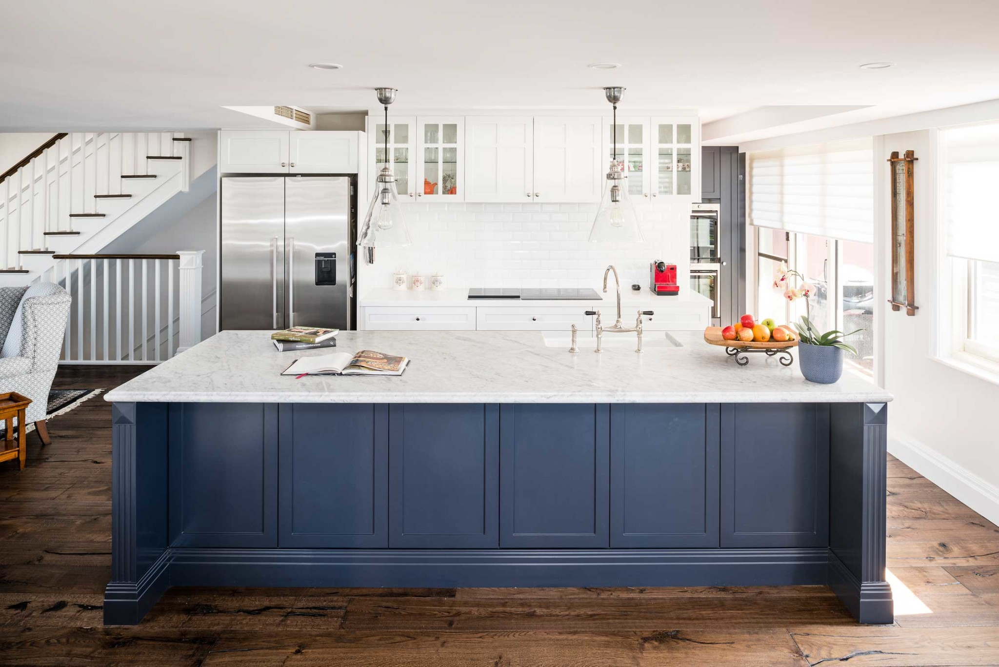 Hamptons kitchens rosemount kitchens for Kitchen designs melbourne