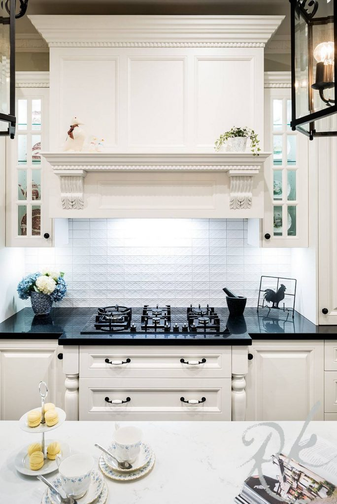 Black Kitchens Dark Kitchens Rosemount Kitchens