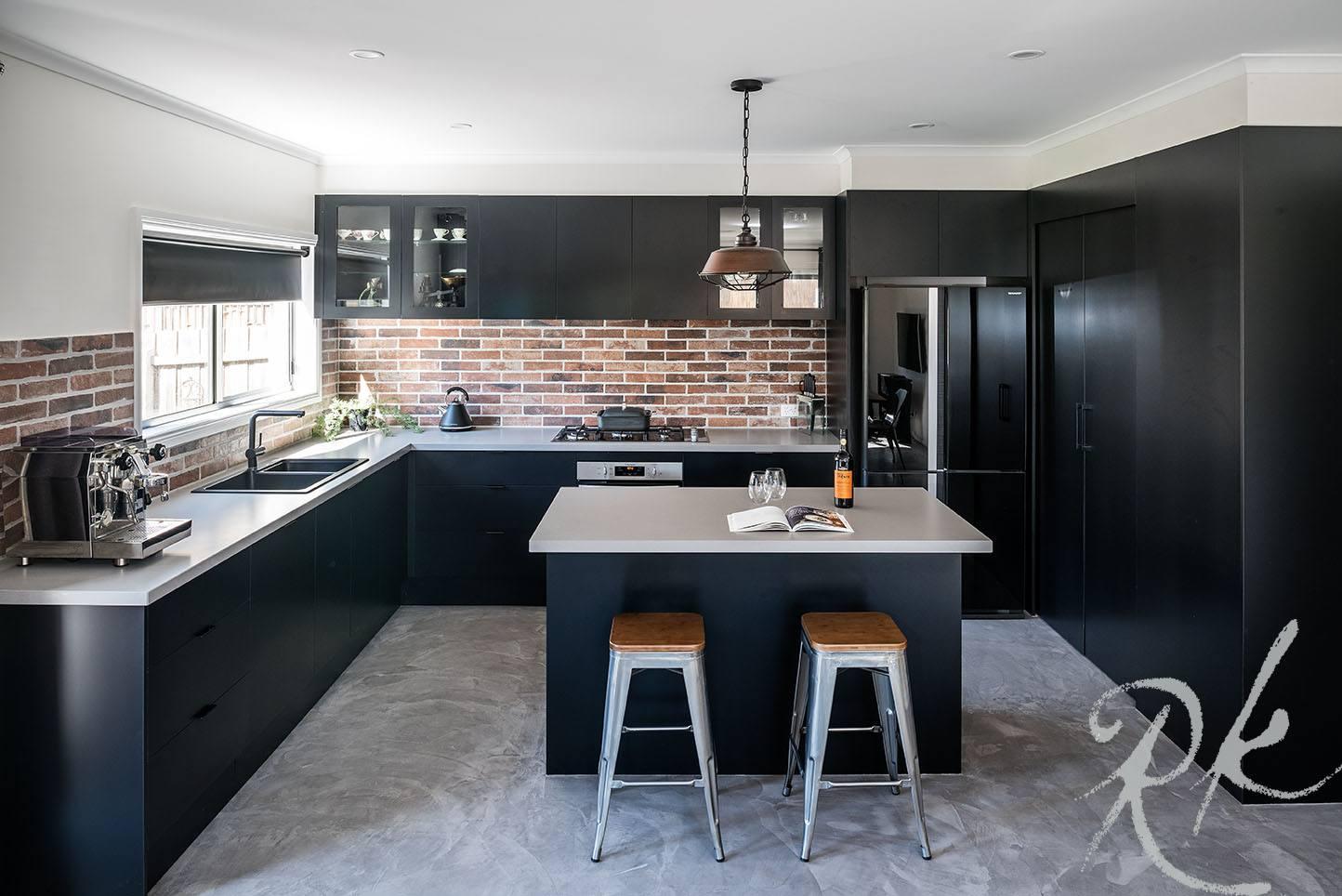 Kitchen Gallery - Display Kitchen - Rosemount Kitchens