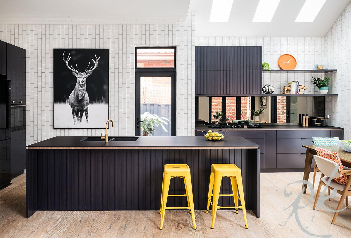 Beautiful kitchen renovations in Melbourne