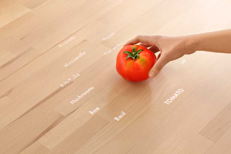 Ikea Smart Table Tomato