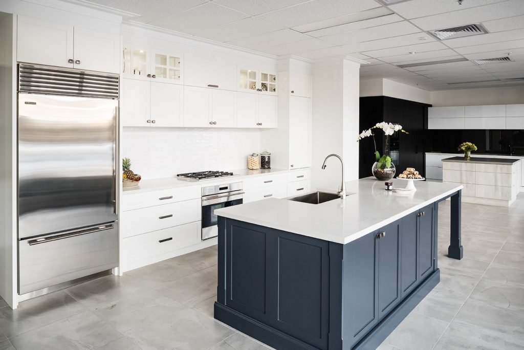 Our Kitchen Showroom In Melbourne S Northern Suburbs