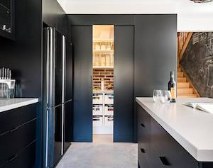 kitchen pantries melbourne