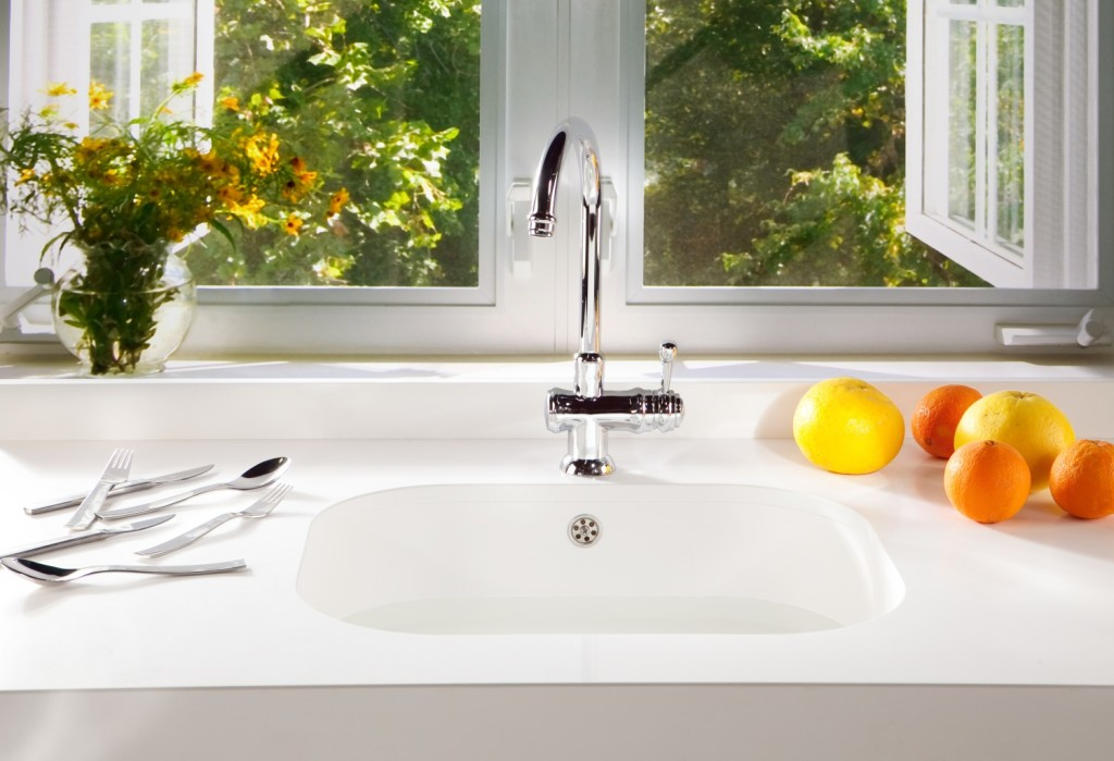 Silestone Integrity ONE kitchen sink