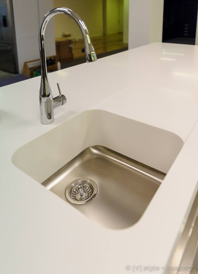 Corian Kitchen Sinks Befon For