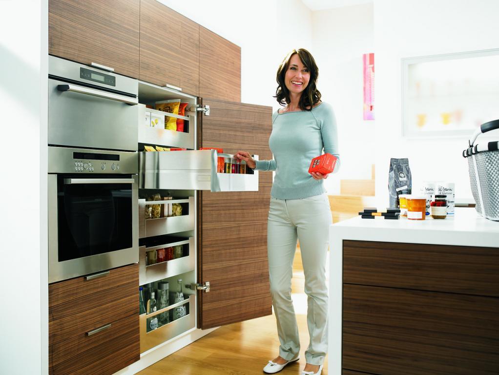 Kitchen Storage Solutions - Rosemount Kitchens